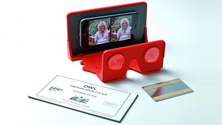 Come fare foto 3D con lo smartphone