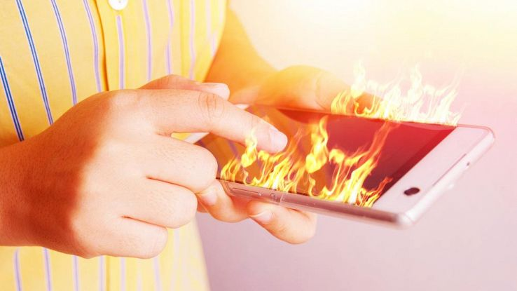 Come proteggere il tuo telefono o notebook dal caldo