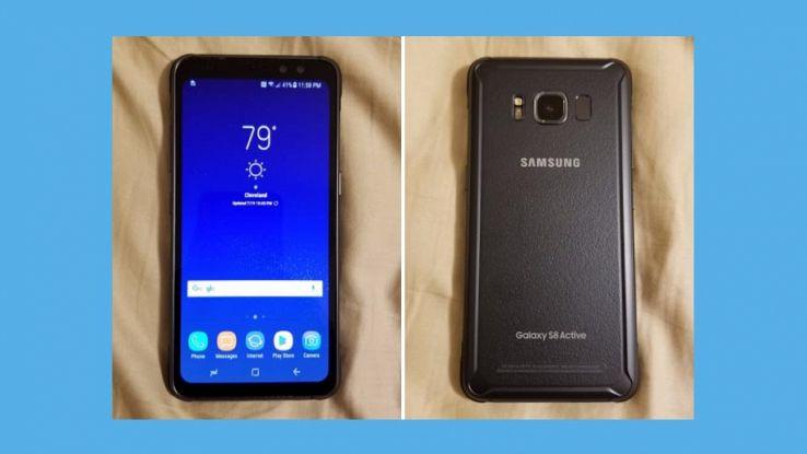 Galaxy S8 Active: come sarà il top di gamma indistruttibile di Samsung