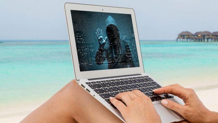 3 trucchi per difendersi dagli hacker durante le vacanze