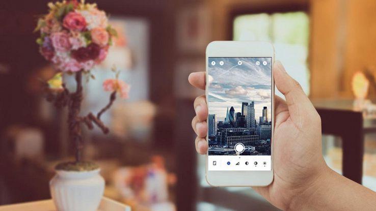 Infltr, l'app fotografica per iPhone da 7 milioni di filtri