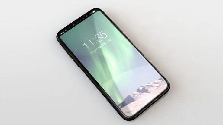 Svelato il design dell'iPhone 8: ecco come sarà
