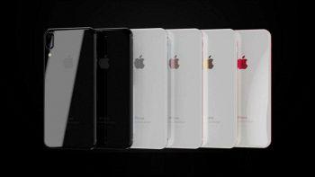 IPhone 8, ricarica wireless e schermo OLED mettono a rischio l'uscita