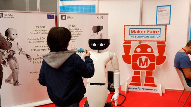 Maker Faire, Industria 4.0 grande protagonista