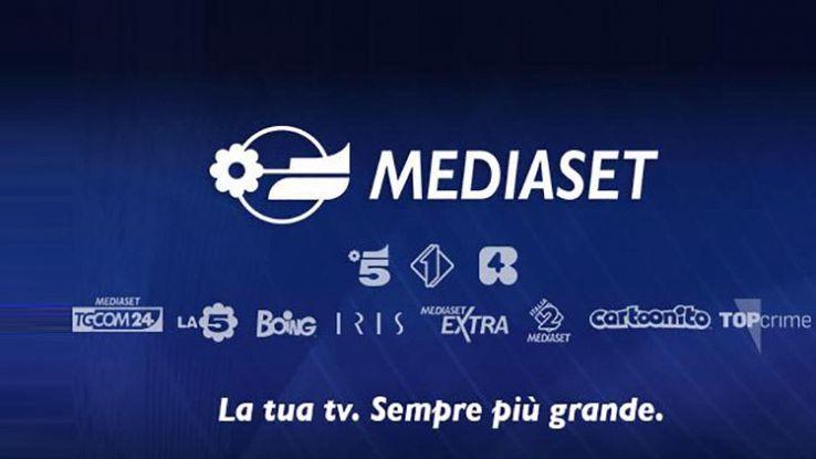 I canali della rete Mediaset