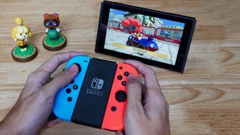 Retro gaming: Nintendo Switch nasconde un emulatore NES