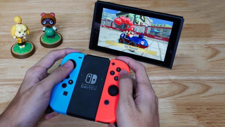 Retro gaming: Nintendo Switch nasconde un emulatore NES