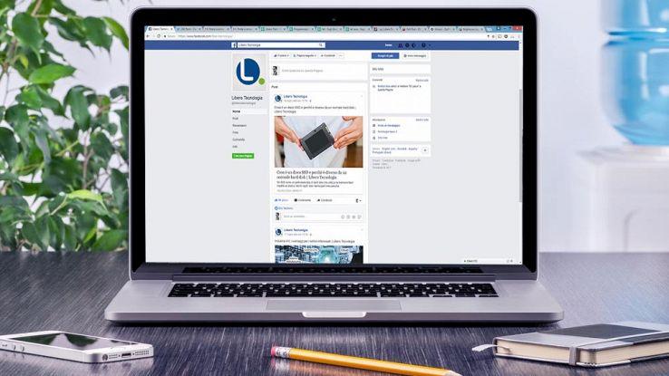 Facebook, arrivano i Gruppi per le Pagine a tema