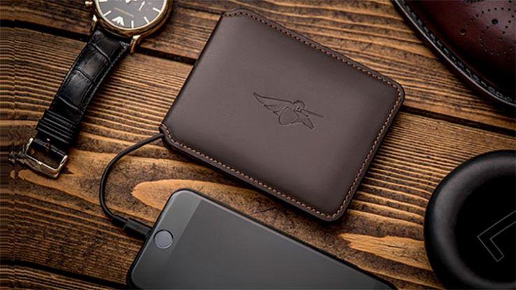 Volterman, il portafogli con GPS, Bluetooth e fotocamera incorporata