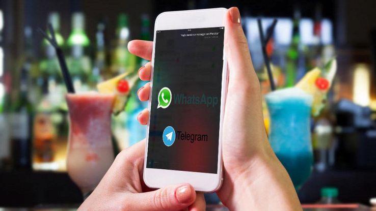 siri-whatsapp-telegram