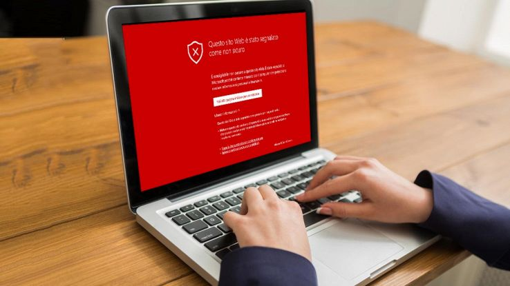 Come riconoscere un sito web pericoloso