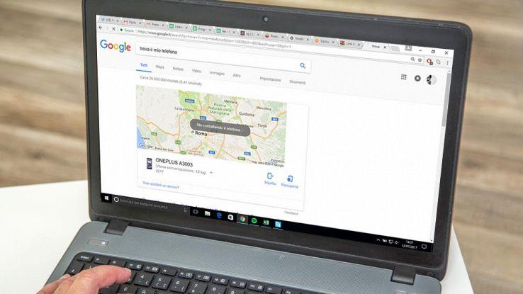 Come ritrovare il tuo telefono Android perduto o rubato con Google