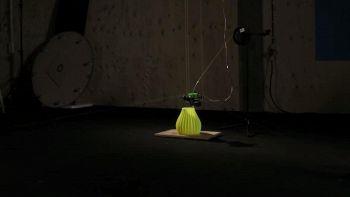 Hangprinter, la stampante 3D di grande formato alla portata di tutti