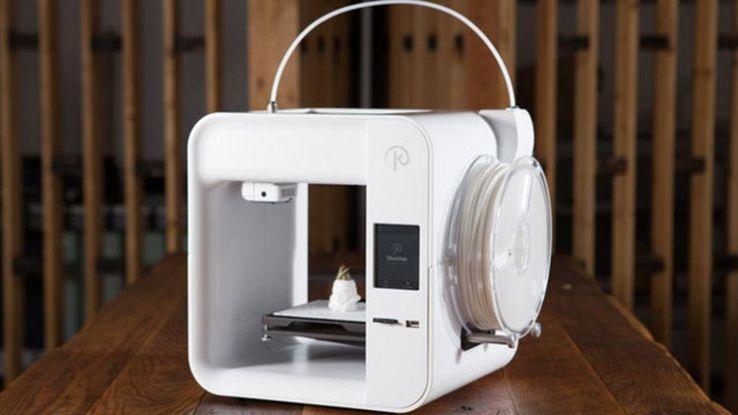 Obsidian, la stampante 3D a meno di 100 euro