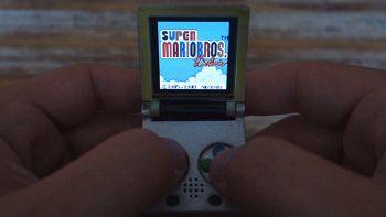 Keymu, il portachiavi per giocare con Super Mario
