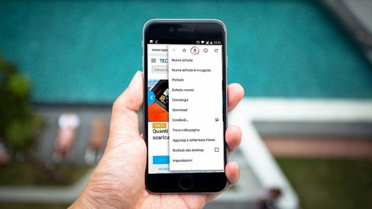 Come salvare le pagine web su telefono Android per vederle offline