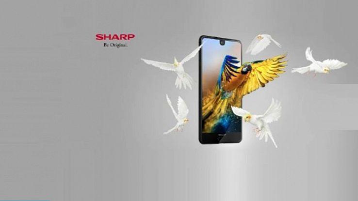 Sharp Aquos S2, schermo senza bordi per lo smartphone di fascia media