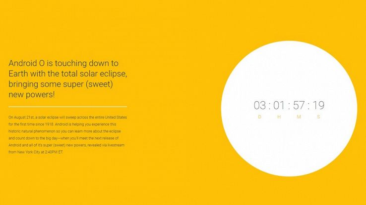 Android O ufficiale, in arrivo il 21 agosto