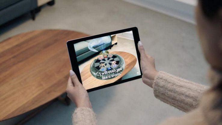 Tango e ARKit, la realtà aumentata secondo Google e Apple