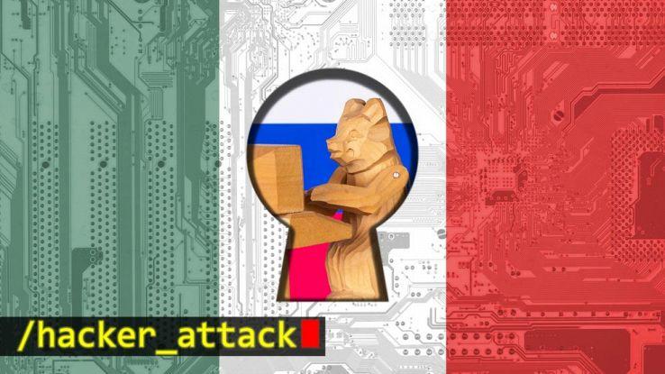 Italia sotto attacco hacker, rubati dati dal Ministero degli Esteri