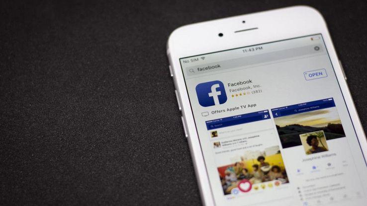 Facebook sa quello che fai sul telefonino anche se non utilizzi l'app