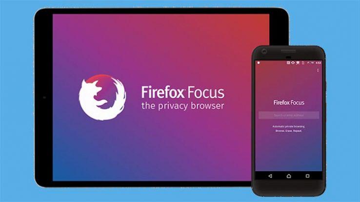 Cosa è e come funziona Firefox Focus
