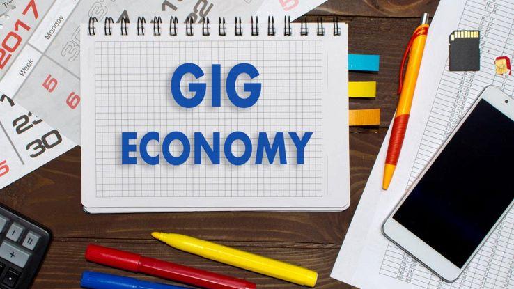 Che cos'è la gig economy