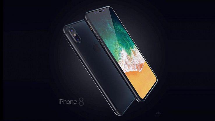 IPhone 8, addio al tasto fisico: sarà sostituito da una barra smart