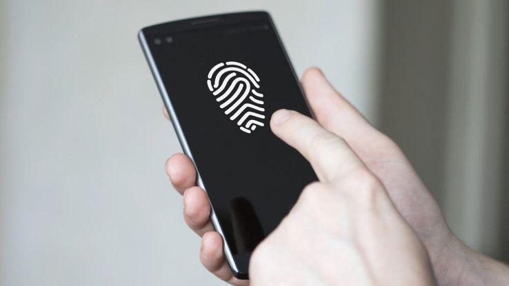 Come sbloccare lo smartphone Android con l'impronta digitale