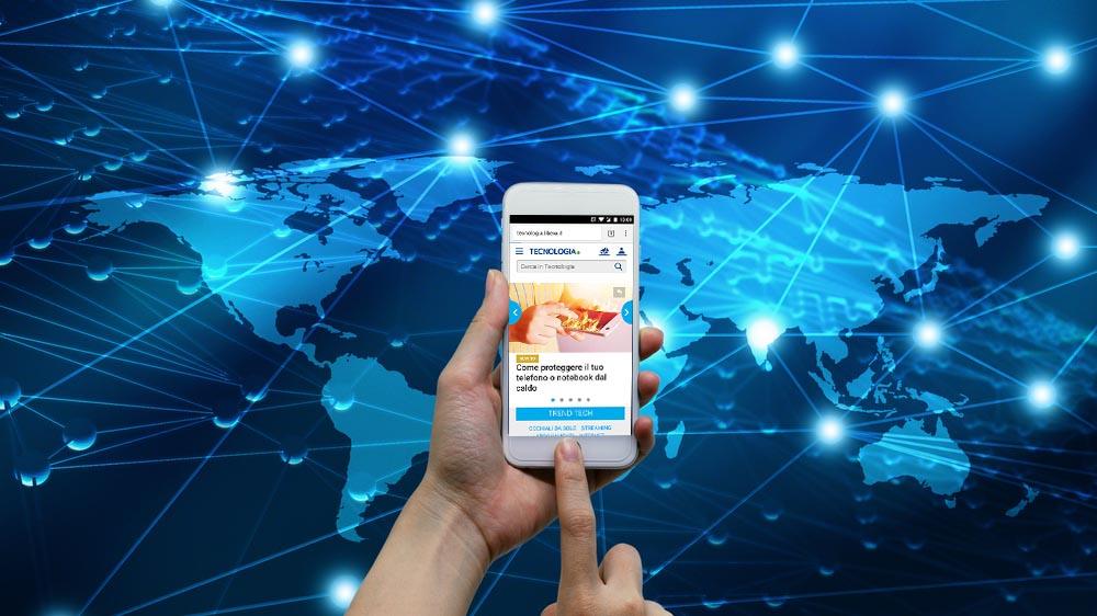 Nuovi siti di collegamento online