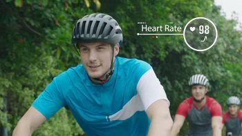 LIVALL MT-1, casco da bici con luci, Bluetooth e fitness tracker