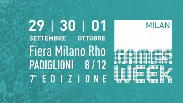 Milan Games Week, la fiera dei videogiochi dal 29 settembre a Milano