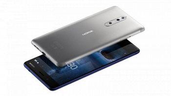 Nokia 8, doppia fotocamera e audio a 360 gradi per il top di gamma