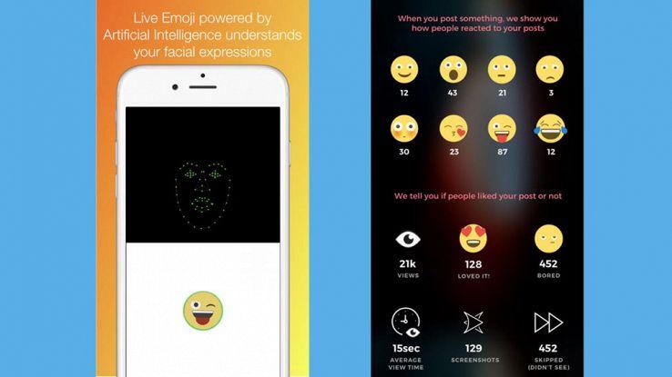 Polygram, l'app che trasforma le foto in emoticon