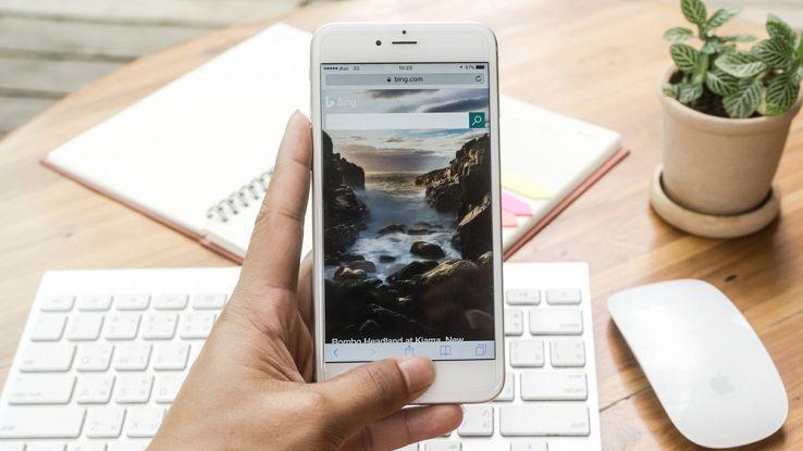 Ricercare testo su Safari per iOS