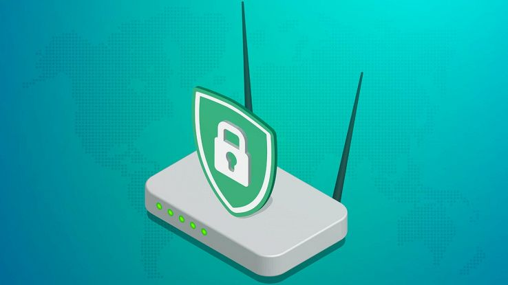 Sicurezza router