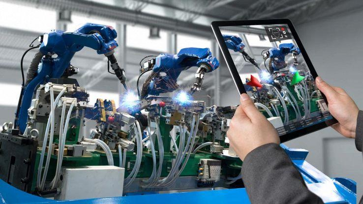Come le smart machine stanno creando un nuovo modello di business