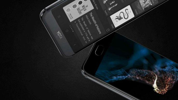 YotaPhone 3, lo smartphone con doppio schermo in arrivo il 23 agosto