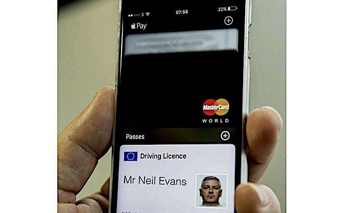 Arriva patente digitale nel Regno Unito