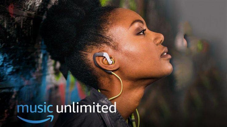 Amazon Music Unlimited arriva in Italia con 50 milioni di canzoni