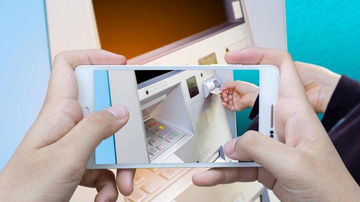 L'app Android che ti protegge dai furti al bancomat