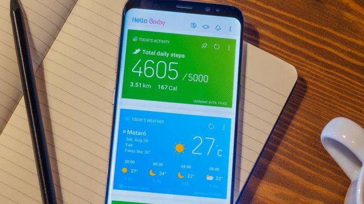 Bixby, l'arrivo in Italia è fissato per il 2018
