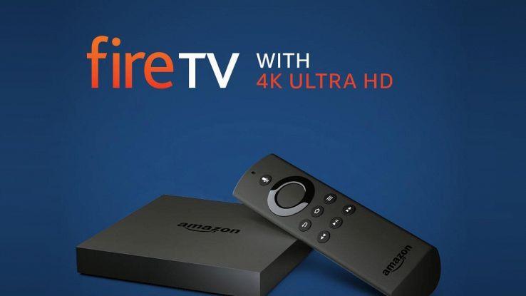 Amazon, in arrivo la nuova versione di Fire TV