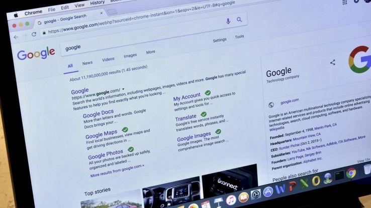 Buon compleanno Google, come era 19 anni fa