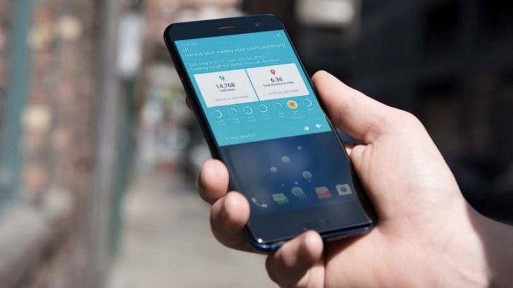 HTC U11 Plus in arrivo con schermo da 6 pollici e doppia fotocamera