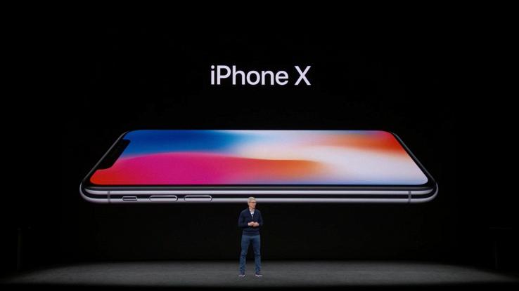 IPhone X, iPhone 8 e iPhone 8 Plus, Apple cala il tris