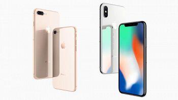 IPhone 8 e iPhone X a confronto: cosa possono e cosa non possono fare
