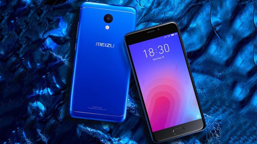 Meizu m6 lo smartphone cinese con corpo in metallo che for Smartphone 100 euro 2017