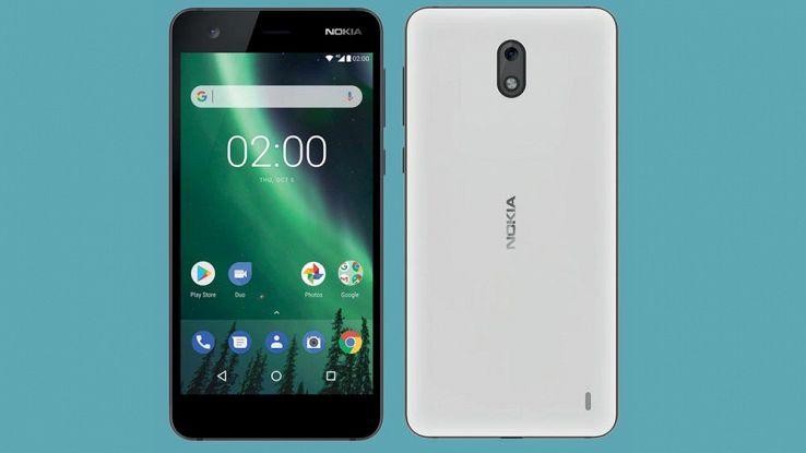 Nokia 2 arriva il 5 ottobre con una batteria a lunga durata