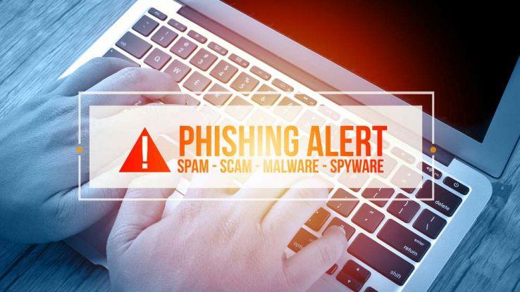 Crescono gli attacchi phishing: 140 milioni in tutto il mondo